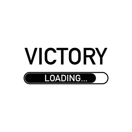 Freedom victory success. Leadership, achievement. Concept design. vector 向量圖像