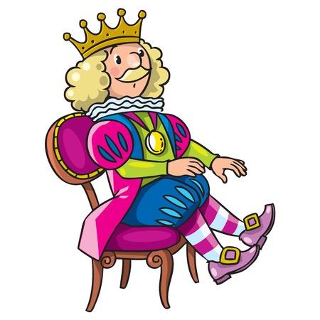 jabot: Fairy tale king