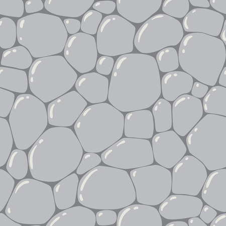 paving stone: Seamless pattern or background of paving stones texture with glints