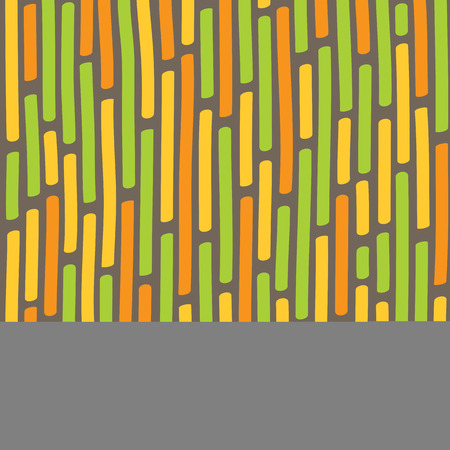 stalks: Seamless background or pattern with discontinuous fat short vertical  lines, like bamboo stalks or engraving on wood