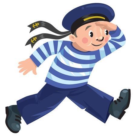 sailer: Happy sailor