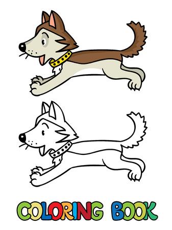 Erfreut Malbuch Hund Galerie - Ideen färben - blsbooks.com