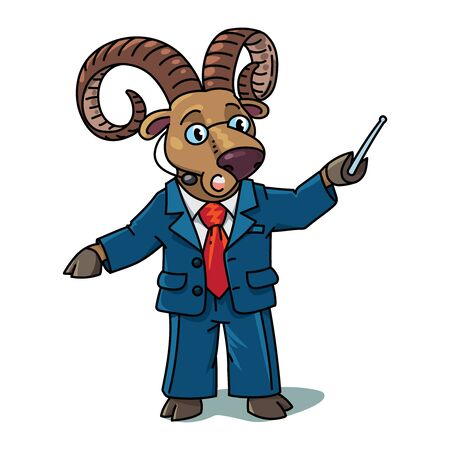 Urial or ram university lecturer. Professions ABC