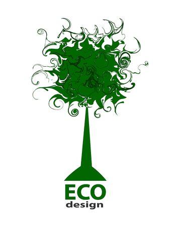 eco design Stock Vector - 18454881