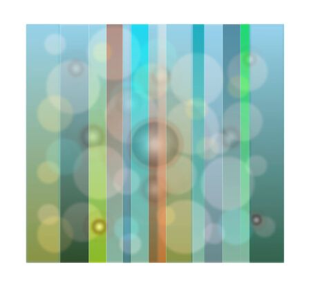 abstract design with circles and shades Stock Vector - 19144054