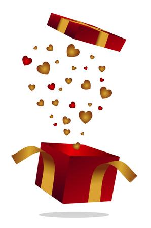 the loves box
