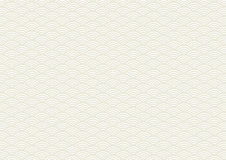 Vector of vintage geometric pattern and background