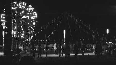 ferriswheel: Thai Temple Fair
