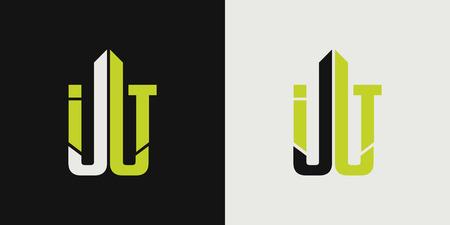 Unique icon Illusztráció
