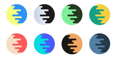 Unique icon Illustration