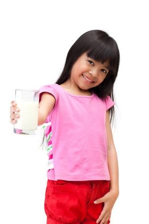 gir: Little Gir with Milk