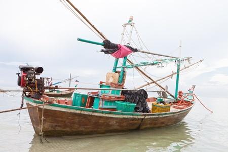 fisherman boat: Fishing boat