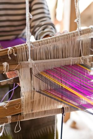 Weave homemade Stock Photo