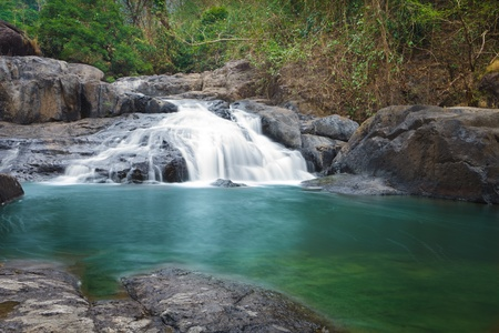 Waterfall Thailand Stock Photo - 12427930