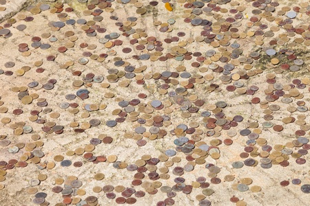 infinitely: Many different old coins