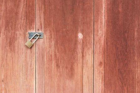 Old wooden door front view Stock Photo - 14369467