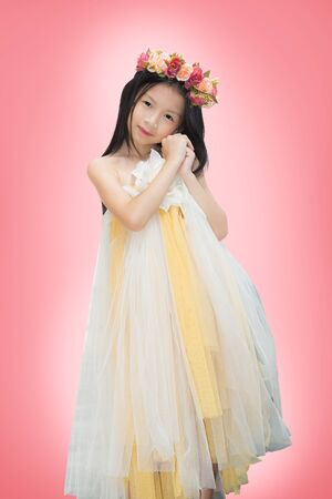 Beauty little Angel Stock Photo - 16460842