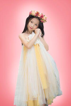 Beauty little Angel Stock Photo - 16460842