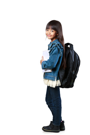 Young asian girls laing #3