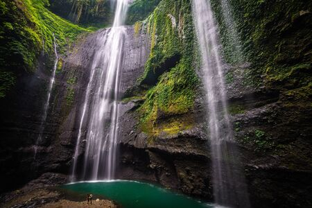 Madakaripura Waterfall, Tallest waterfall in Java and the second tallest waterfall in Indonesia