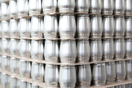 can food: Canned in Thailand Factory