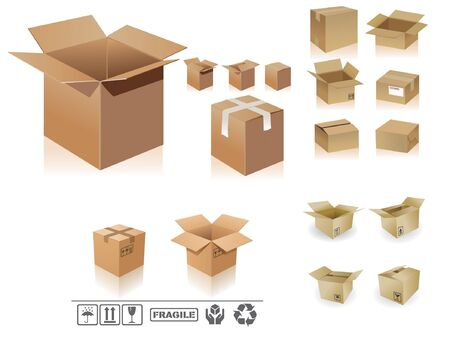 brown box: Brown Box