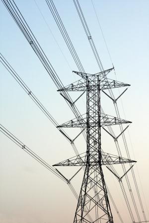 hight tech: Electric city