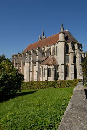soleil: Church in Le Soleil de Crecy, France