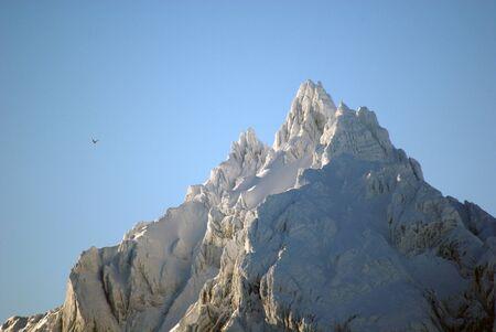 Monte Olivia - Ushuaia Patagonia Argentina photo