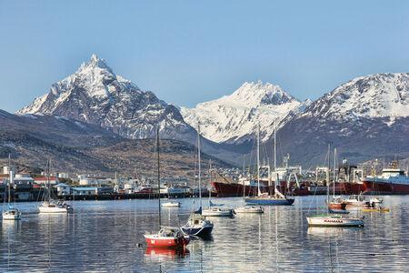 bah: Bah Patagonia landscapes? Ay Ushuaia