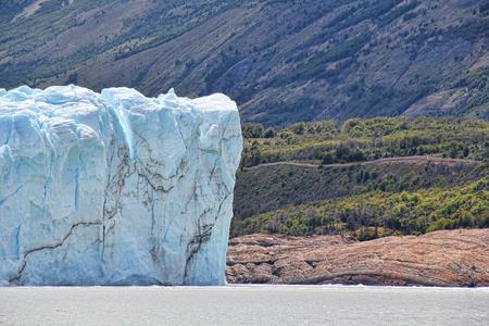 perito moreno: Perito Moreno Glacier Stock Photo