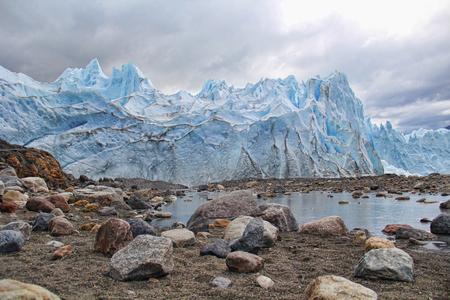 moreno glacier: Patagonia Perito Moreno Glacier