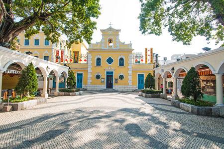 st francis: St. Francis Xavier Church
