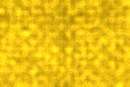 3d rendering. blurred golden circle bokeh shape wall background.
