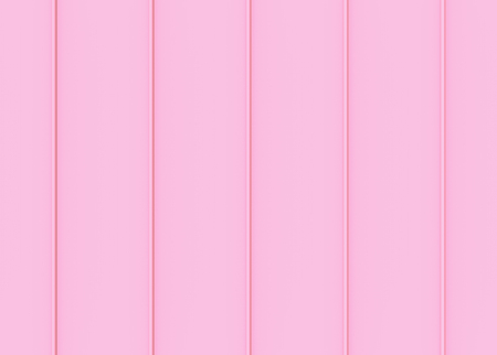 3d rendering. sweet soft pink color tone vertical panels pattern wall background. Reklamní fotografie
