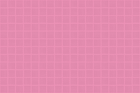3d rendering. modern seamless repeating small pink square design tile pattern texture wall background. Stok Fotoğraf