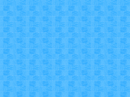 3d rendering. modern seamless repeating small blue square tile pattern texture wall design background.