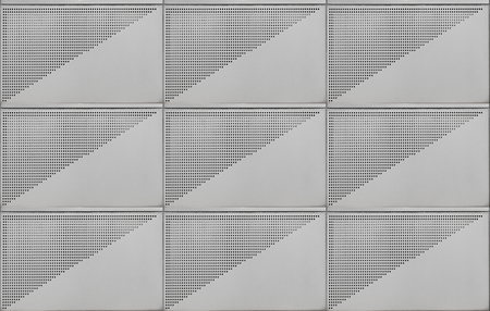 modern design metal steel plate pattern texture wall background.