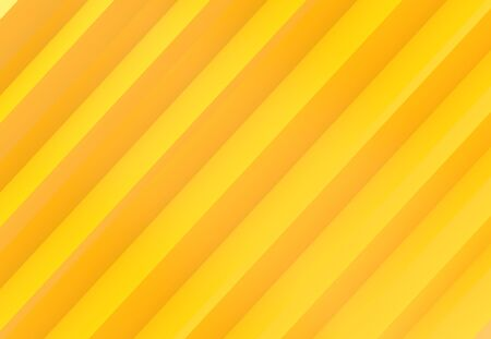 3d rendering. modern diagonal yellow shade tone color parallel panel bars design wall background. Stock fotó