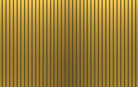 3d rendering. luxurious Gold bars pattern wall texture background. 版權商用圖片