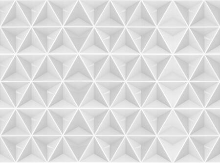 3d rendering. Seamless modern gray hexagonal shape pattern tile design wall texture background. Zdjęcie Seryjne