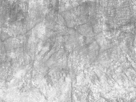 empty weathered aged crack cement wall background. Stockfoto