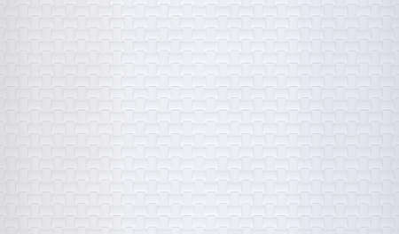3d rendering. White carft pattern surface material texture wall backgorund.