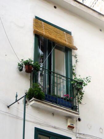 Window, Italy Reklamní fotografie