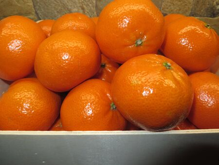 clementines: Fresh, juicy clementines