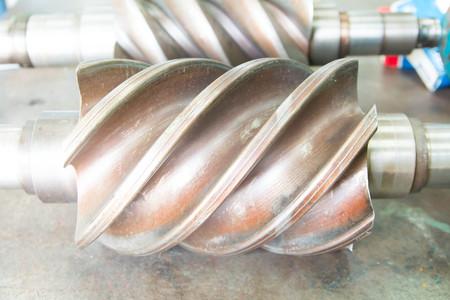 engine: Engine parts Stock Photo