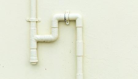 culvert: PVC pipes