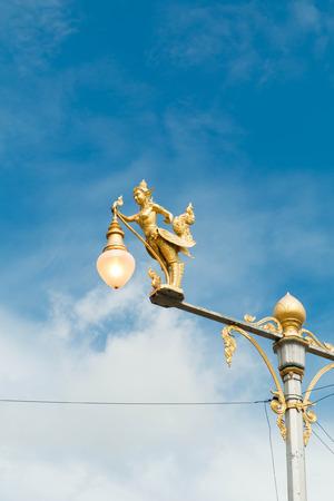 Thailand lamp photo