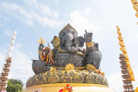 remnant: Ganesha Stock Photo