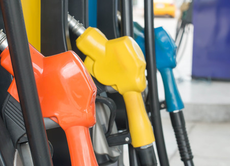 refueling: petrol station for refueling cars